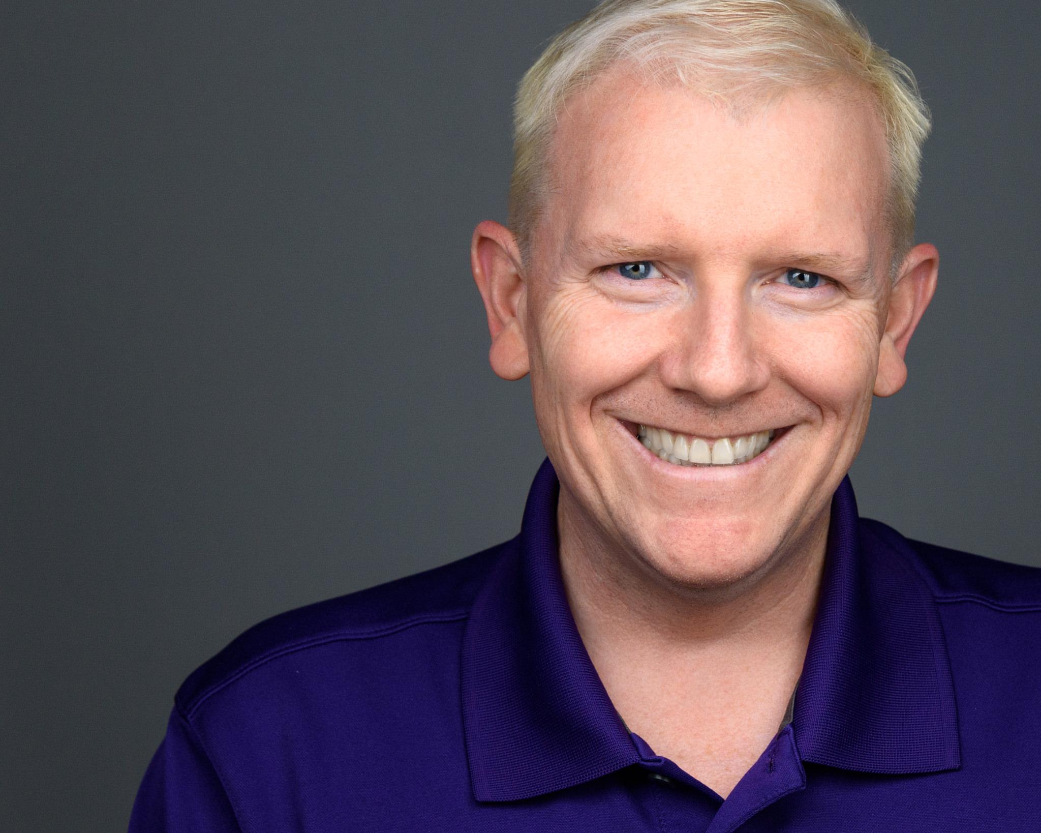 Dallas Business Headshots Bob McCranie