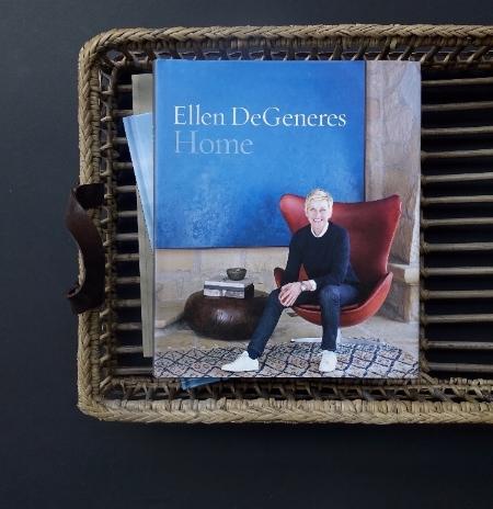 Ellen DeGeneres' Book - Home