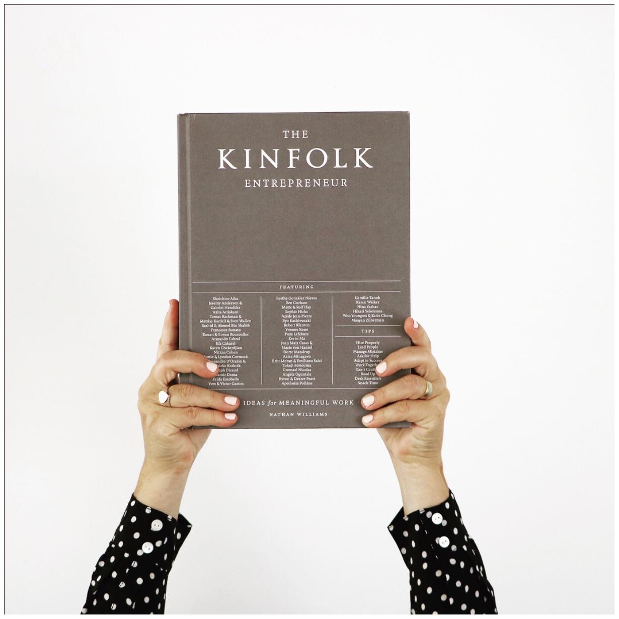 The Kinfolk Entrepreneur - Ideas for Meaningful Work