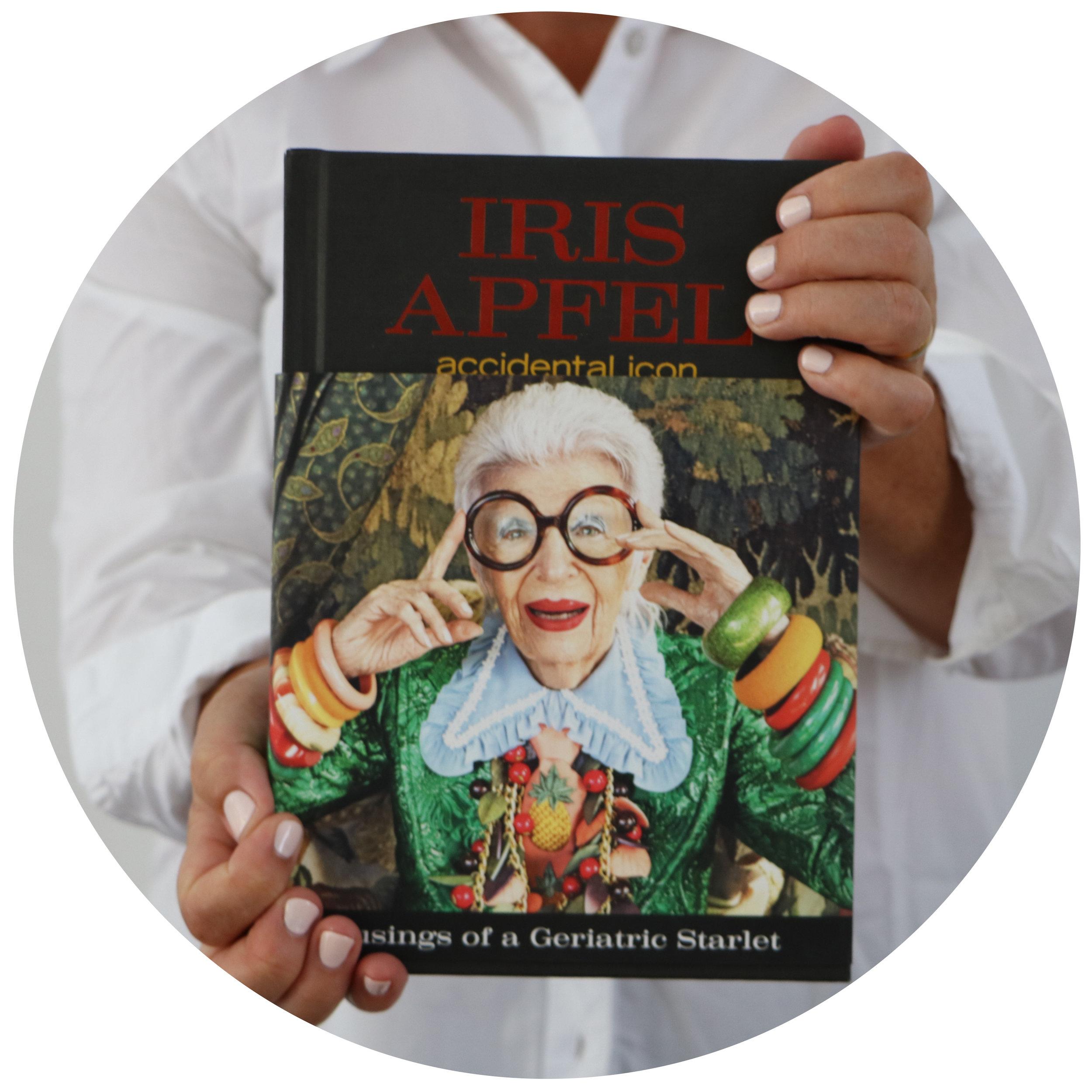 Iris Apfel - Accidental Icon