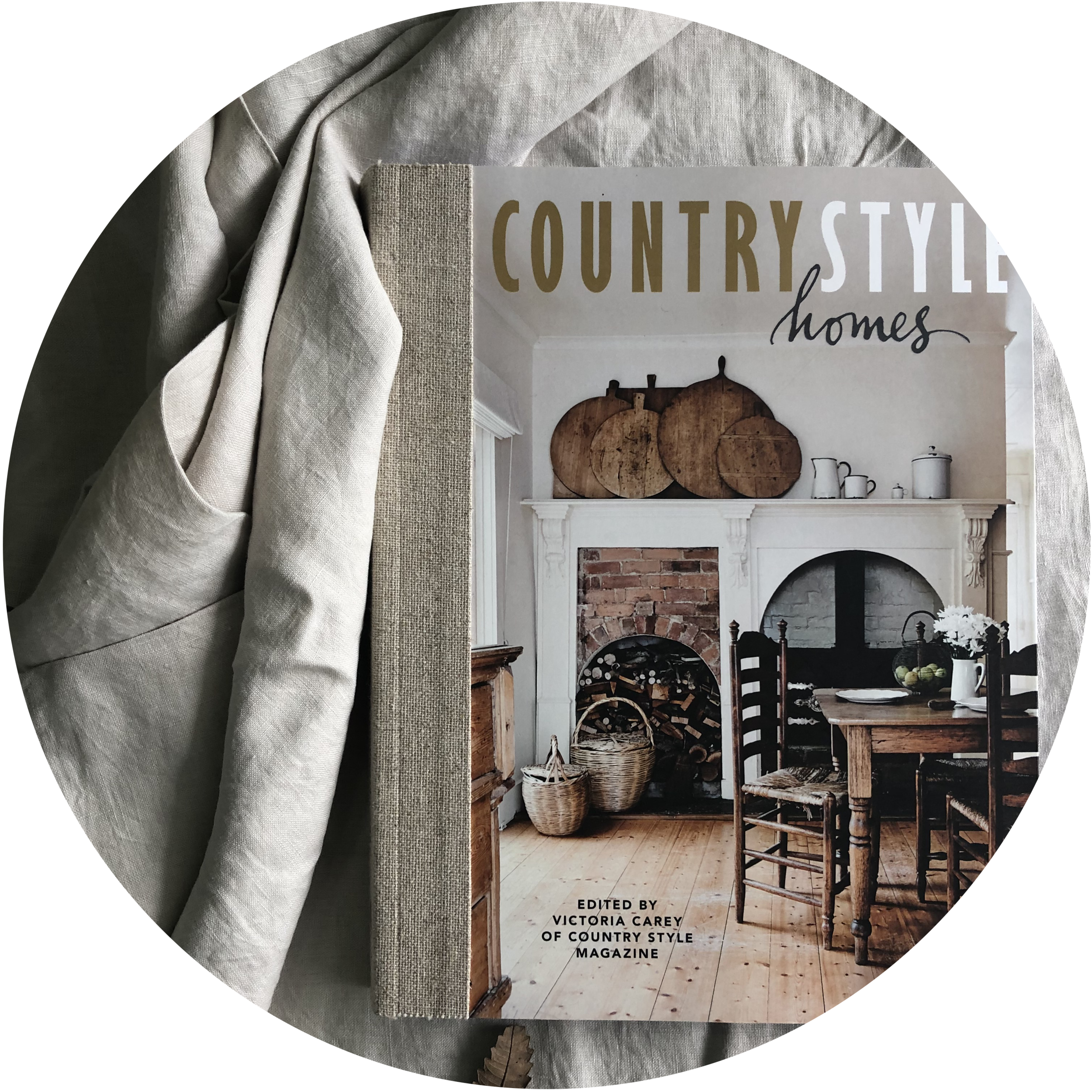 Country Style Homes - Victoria Carey