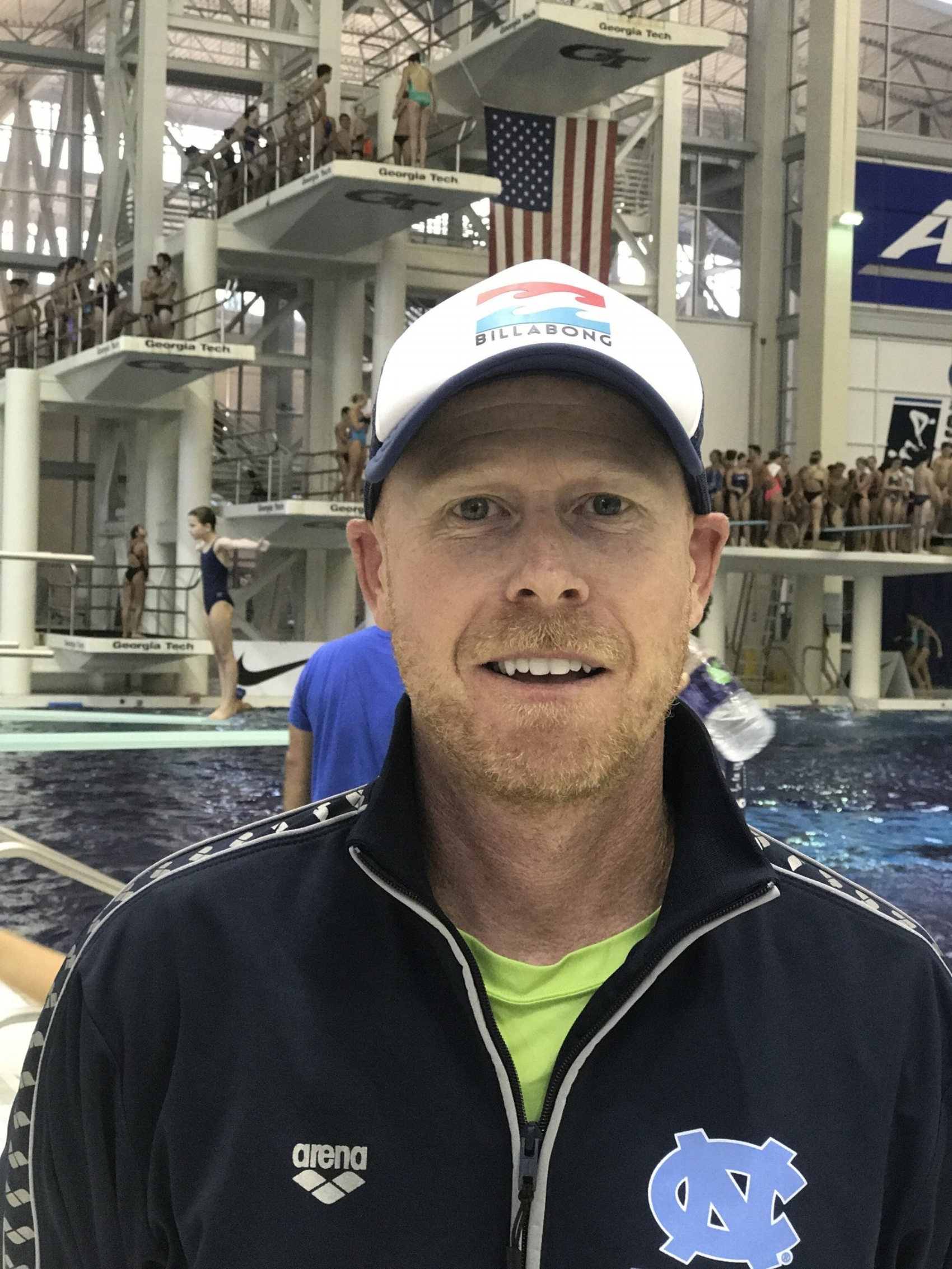 Jim Wynne - HEAD DIVING COACHJim Wynne, is a former National Team Coach for Mexico and has produced several a Junior World Champion, Junior International Elite divers and National Elite divers.