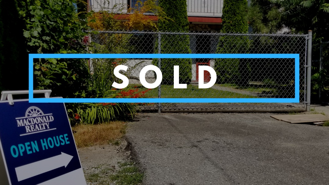 PORT COQUITLAM, BC    After a long negotiation, finally got my buyers the price they wanted!!