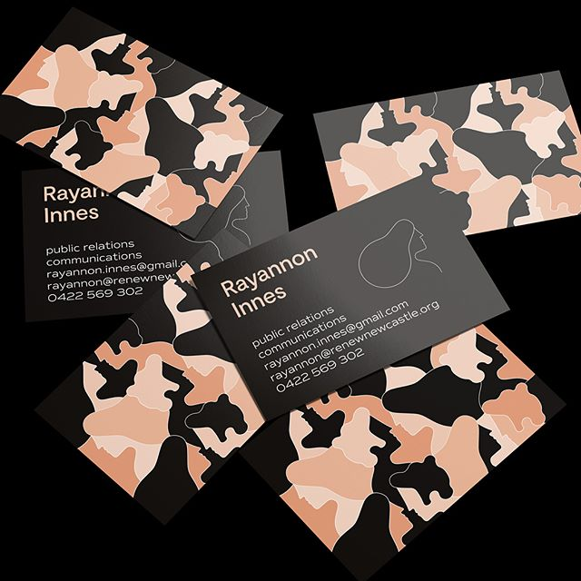 [Part 2] @rayannon Business Card #publication#design #art #instagood #graphicdesign#minimal #contemporary #colour #type#branding #identity #marks #symbols#projects #melbourne #typography#thedesigntip #artdirection #style#tdkpeepshow #vsljrnl #collectgraphics#newcastle#designspiration#tdkpeepshow #inspofinds#brandcuration #businesscards #pattern#visualjournal #collectgraphics