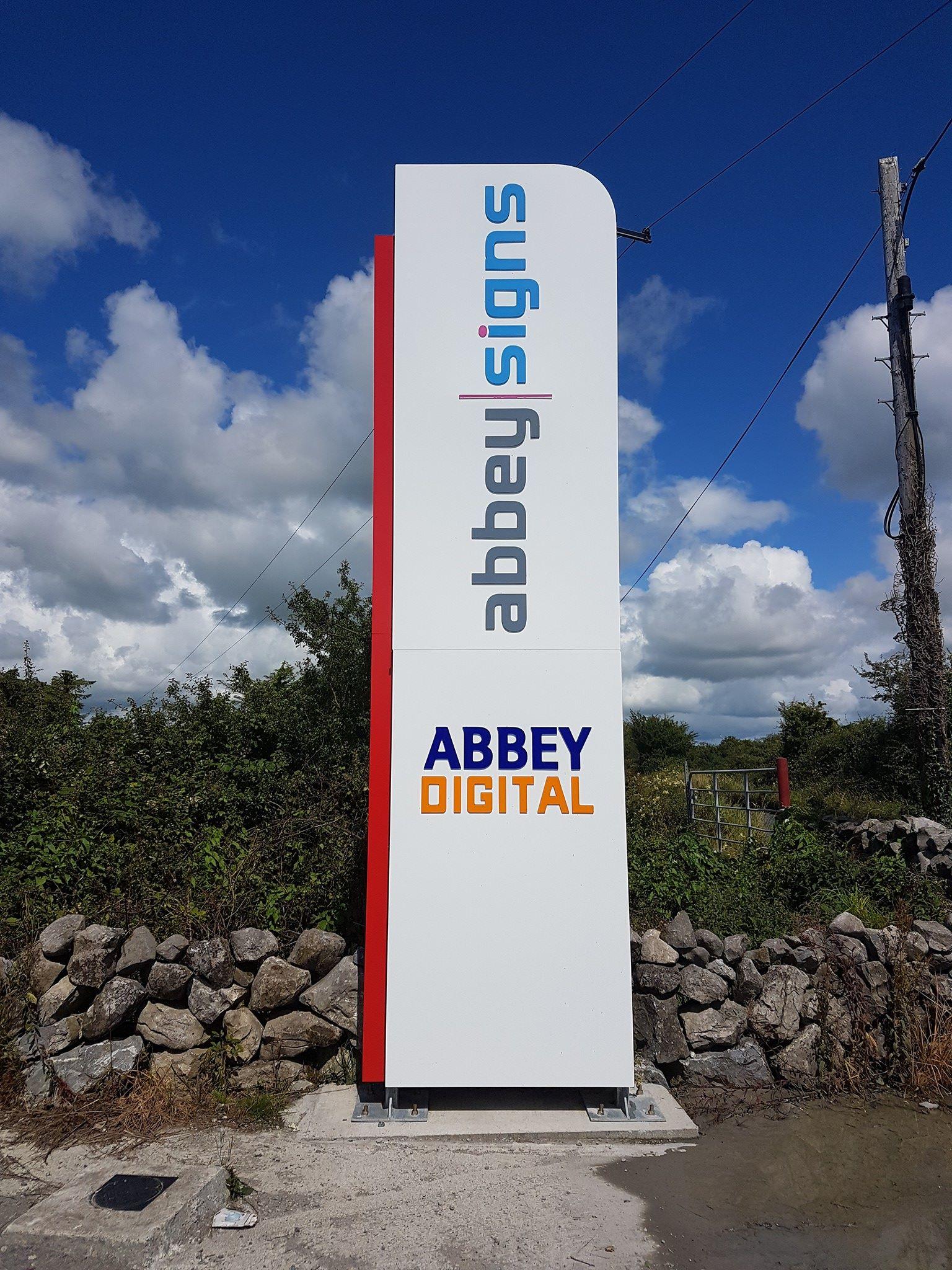 Abbey Signs, Corrandulla, Co. Galway