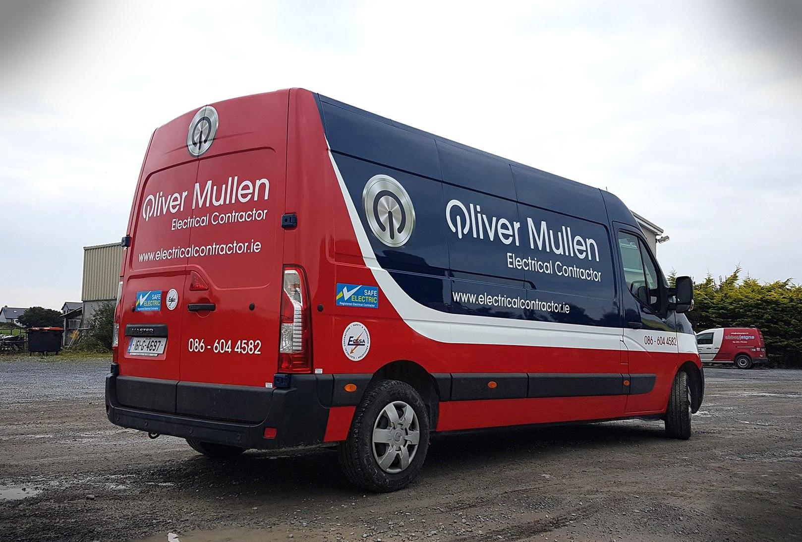 Oliver Mullen Electrical