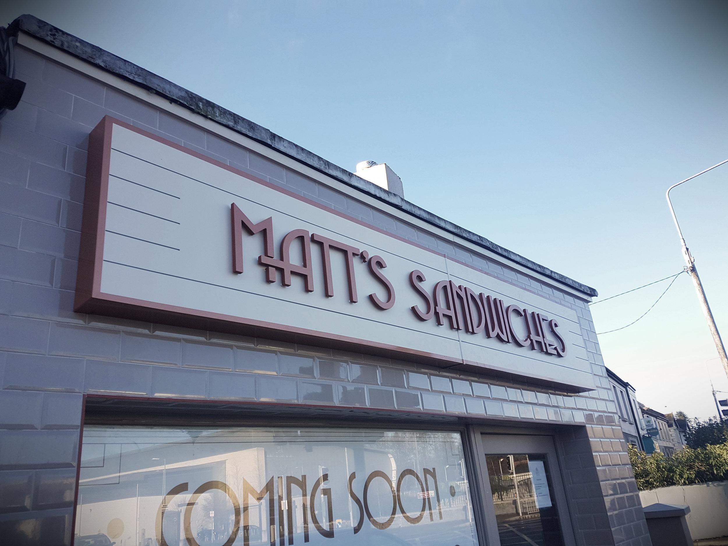 Matts Sandwiches