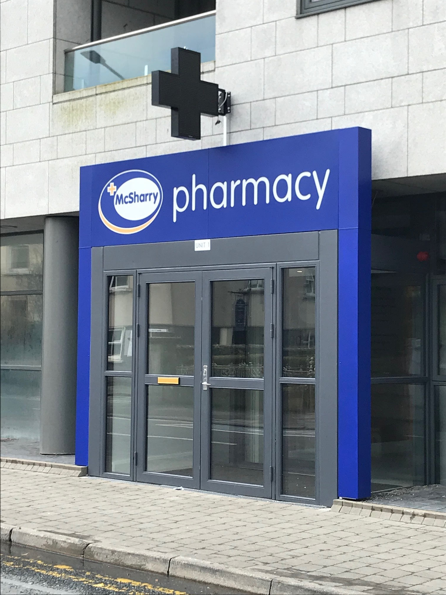 McSharry Pharmacy, The Crescent, Galway