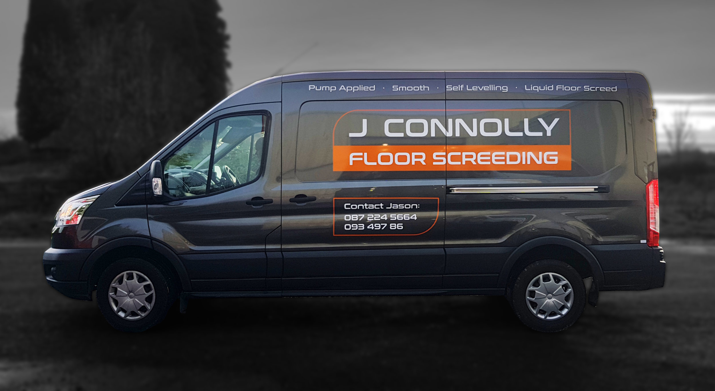J Connolly Floor Screeding