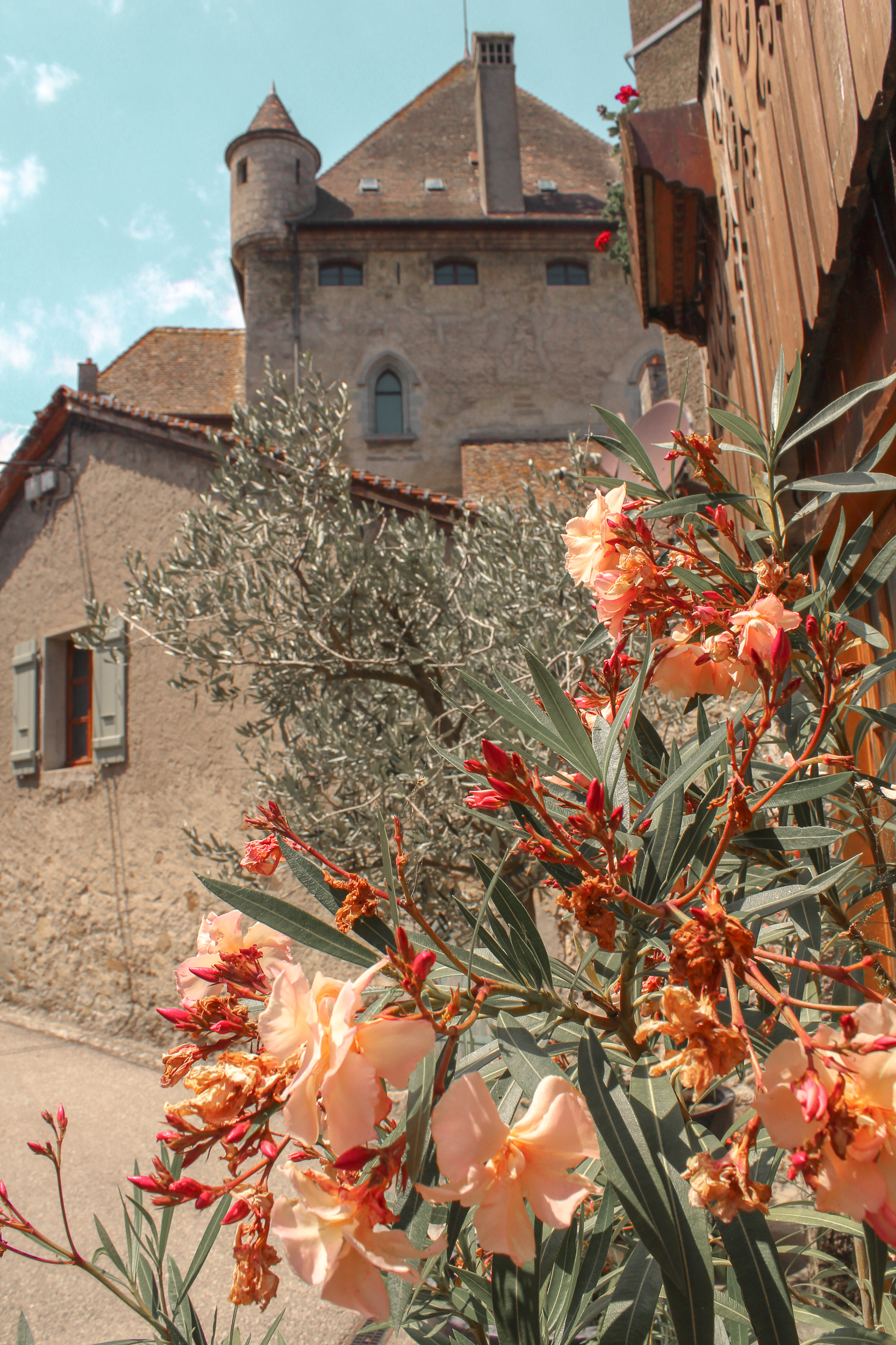 Yvoire, France - must visit for design lovers