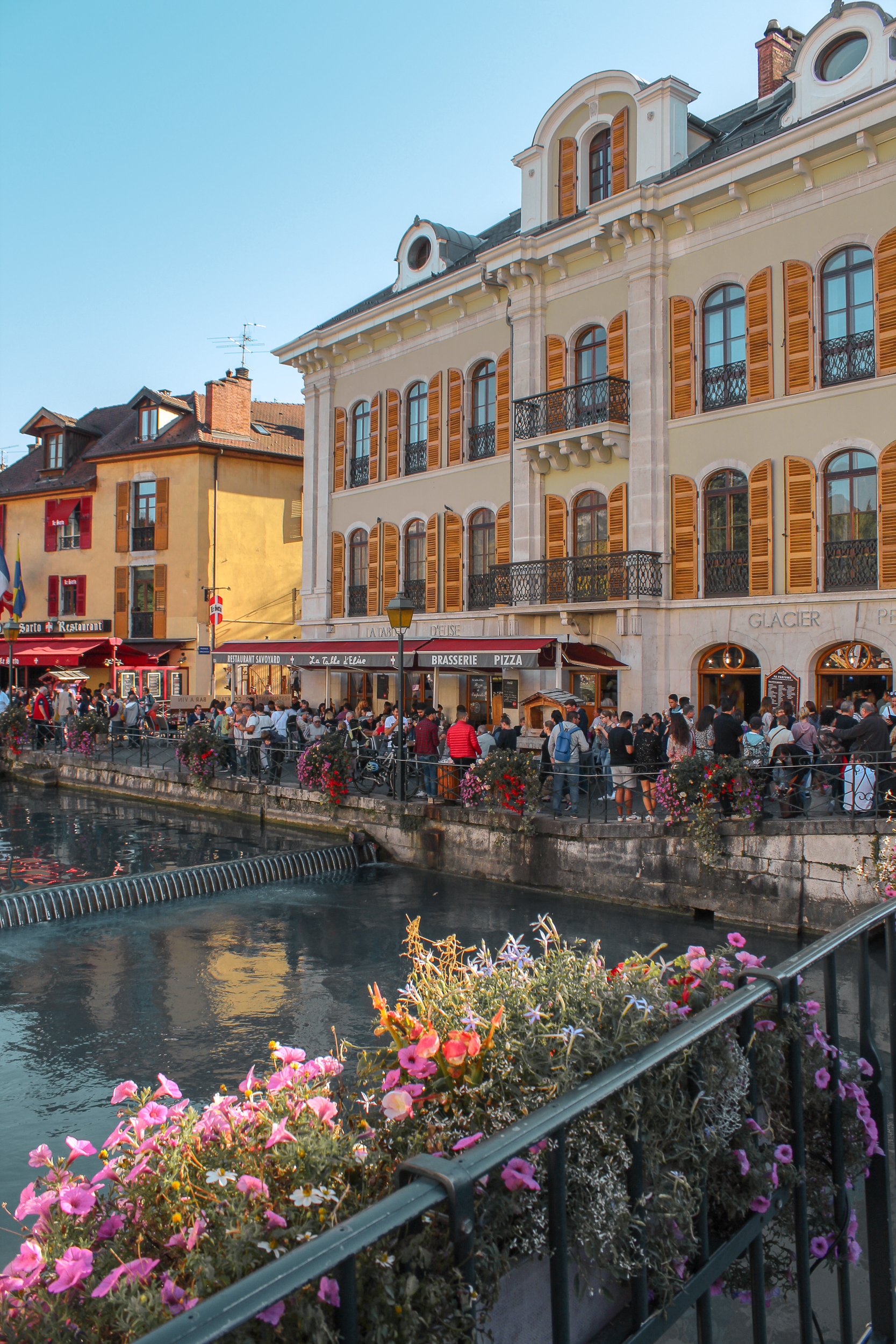 Annecy, Haute Savoie - the Venice of France