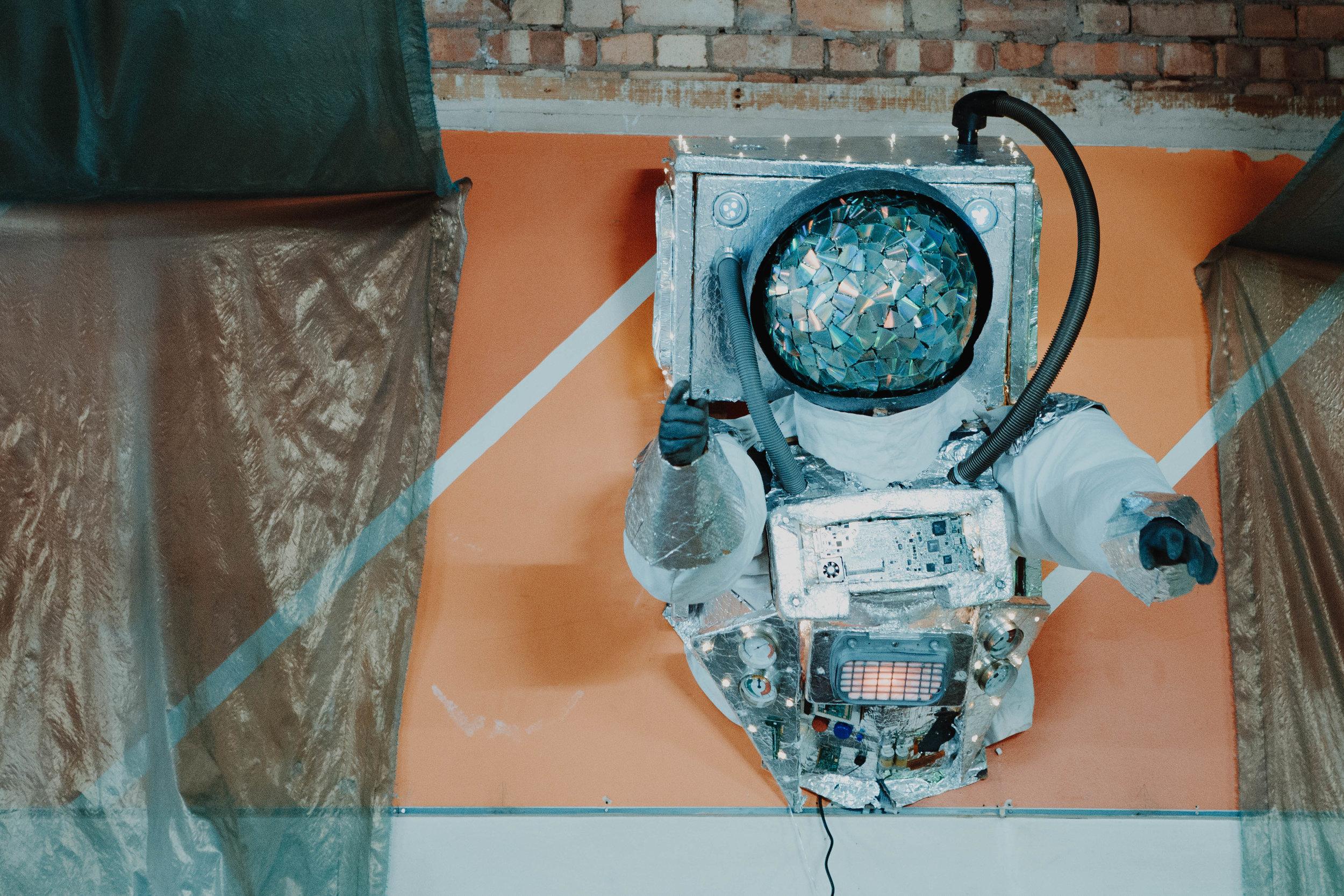 disco astronaut