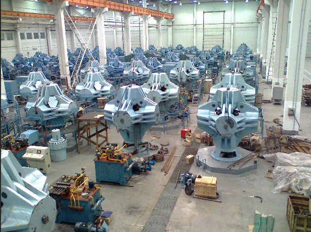 Synthetic mass production in China.  image from internet search