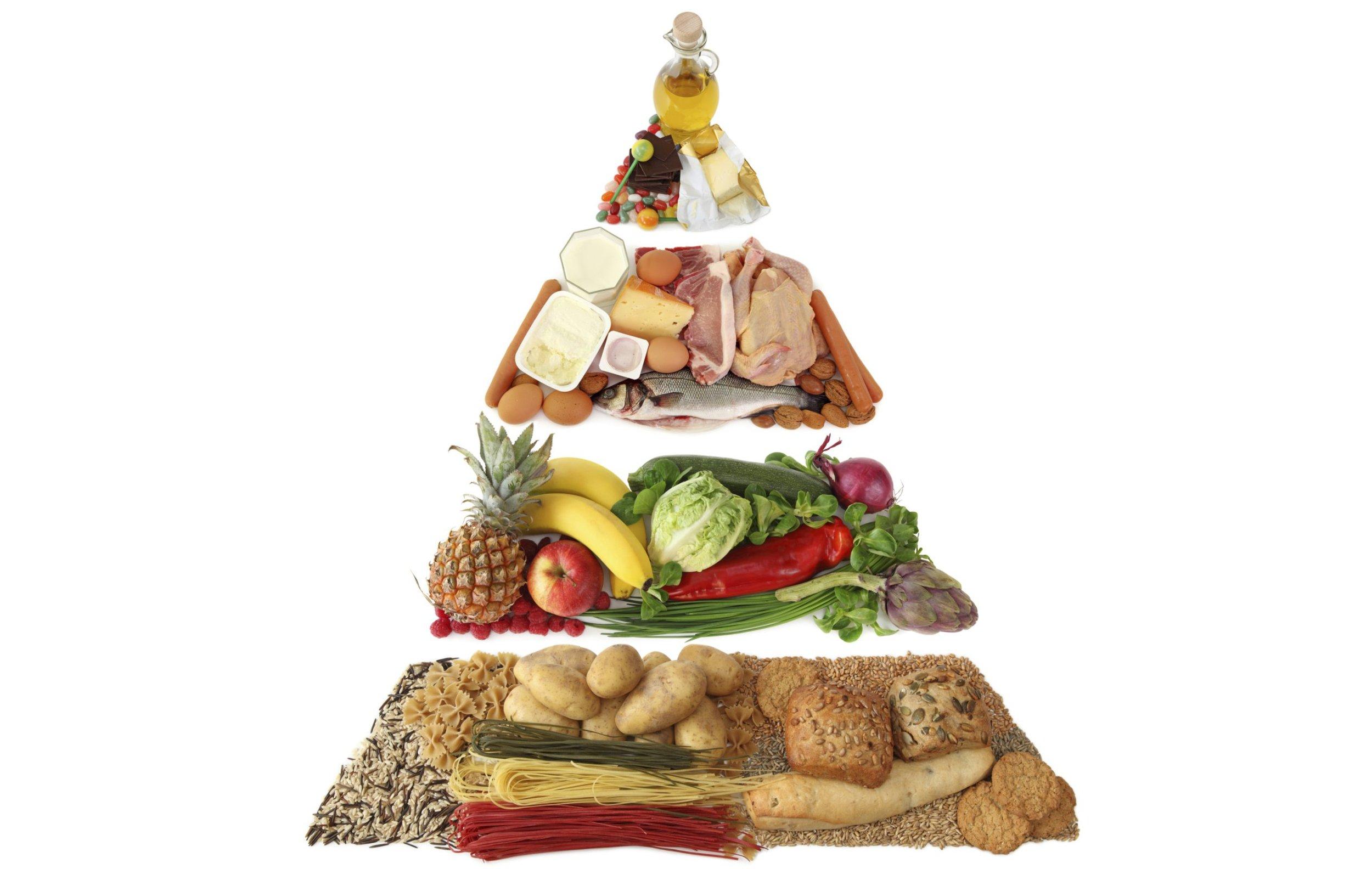 Intermediate Food Guide