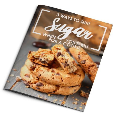 Are you completely hung up on your sugar habit? - Would you love to learn a simple way stop your cravings and slim down your waistline?It's time to get off the sweet stuff and get your body back.