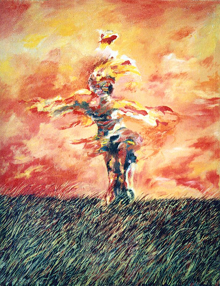 Die Vogelscheuche (The Scarecrow)