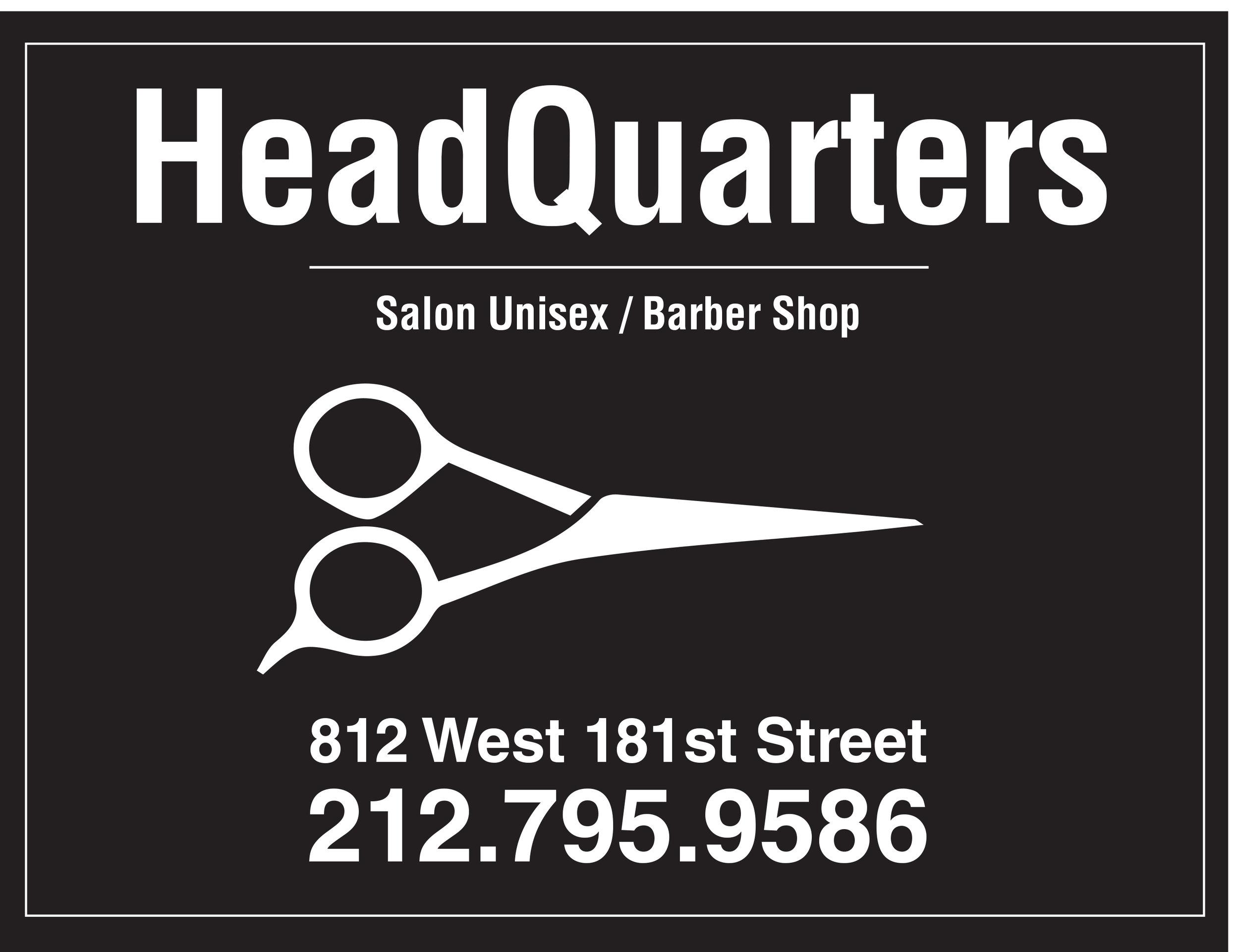 Head Quarters: Barber Shop & Salon