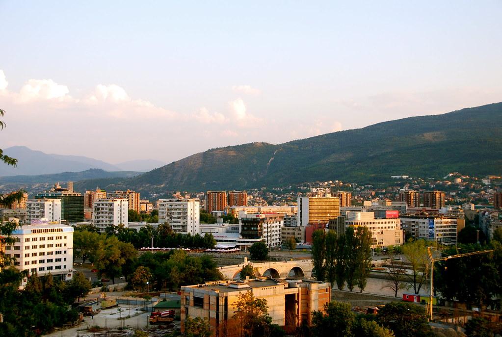 Skopje  by  Jaime Pérez