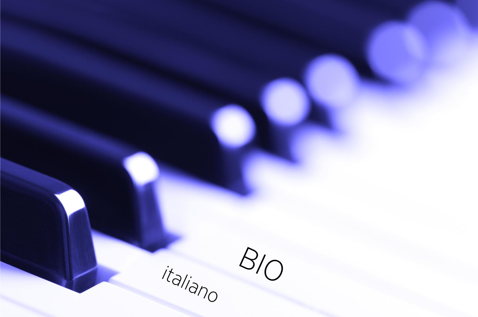 Francesca Leonardi piano pianist bio italiano