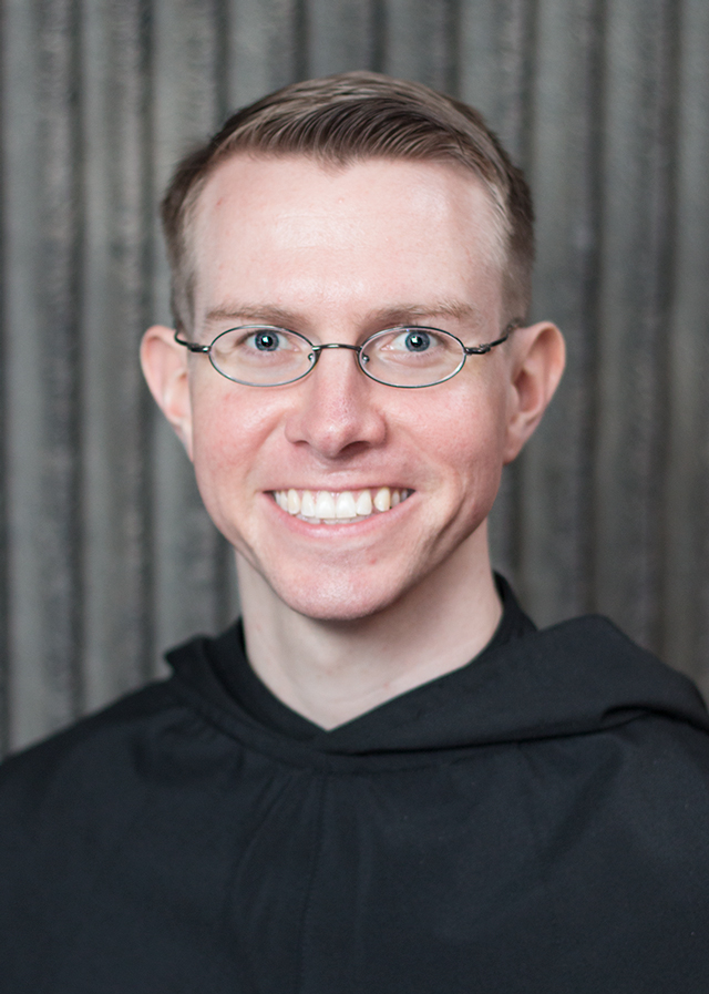 Nicholas Mullarkey, O.S.A., Age 30 - Hometown: West Des Moines, IowaProfessed Brother studying at Catholic Theological Union