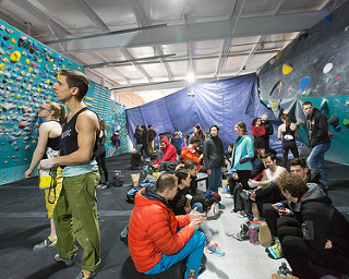 2019 Open Boulder Nationals: Qualifiers and Semis