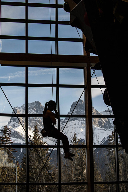 Difficulty Comp @ Elevation Place, Canmore, March 16, 2019 (Mark Moland)