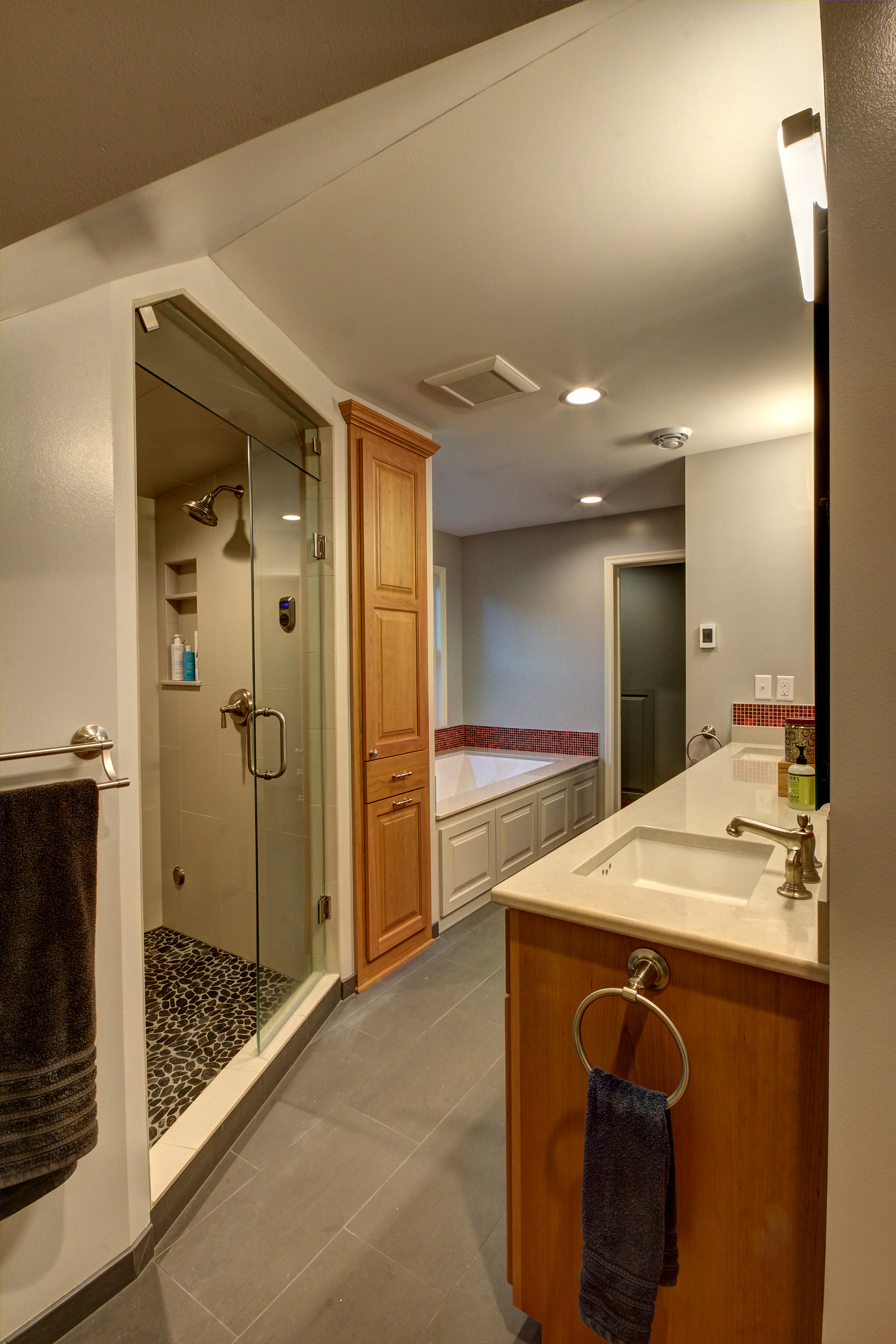 Interior Attic, Master bath (shower view).jpg