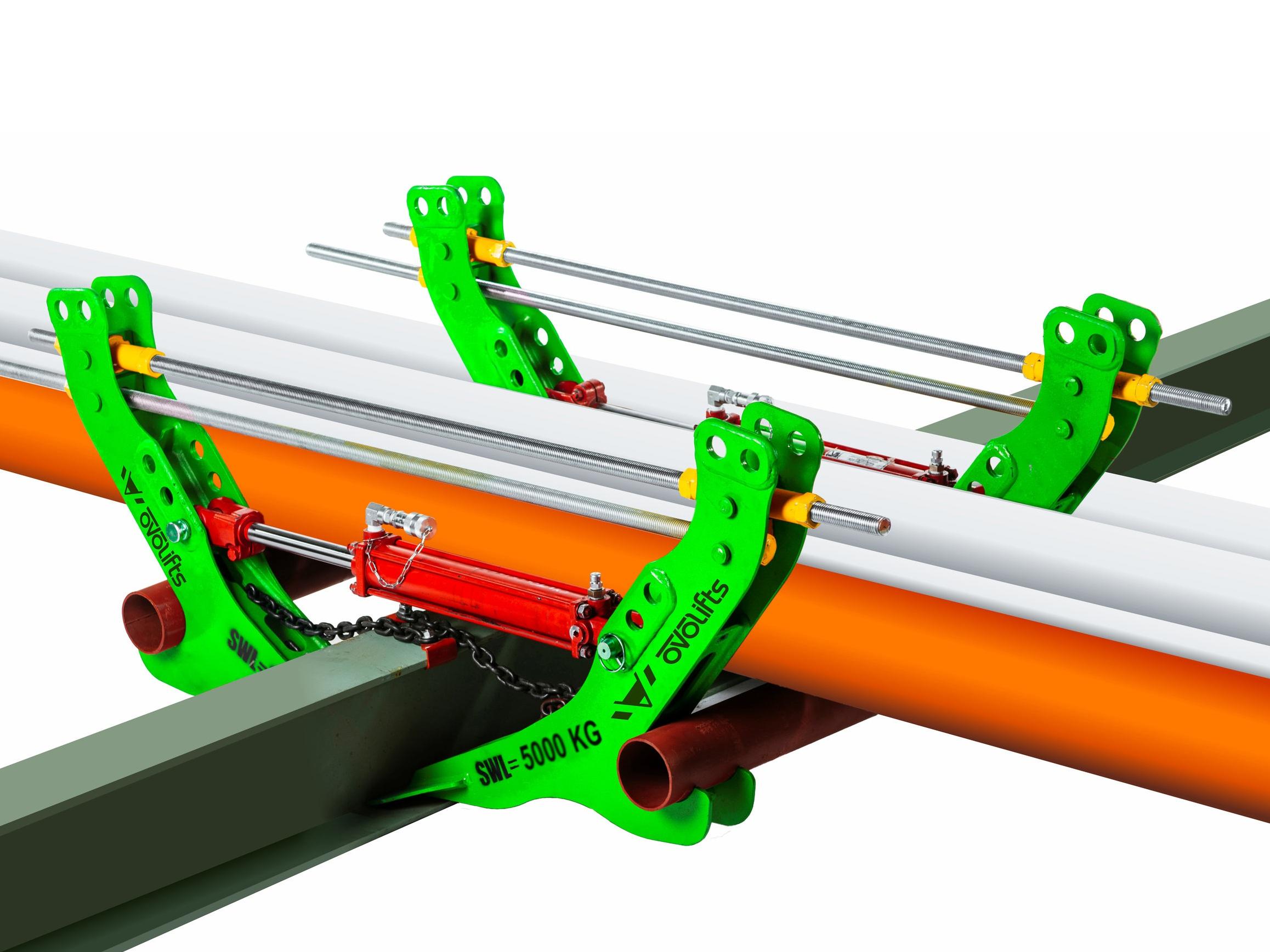 Multi-Pipe Lifter (ref: OVO-10M)