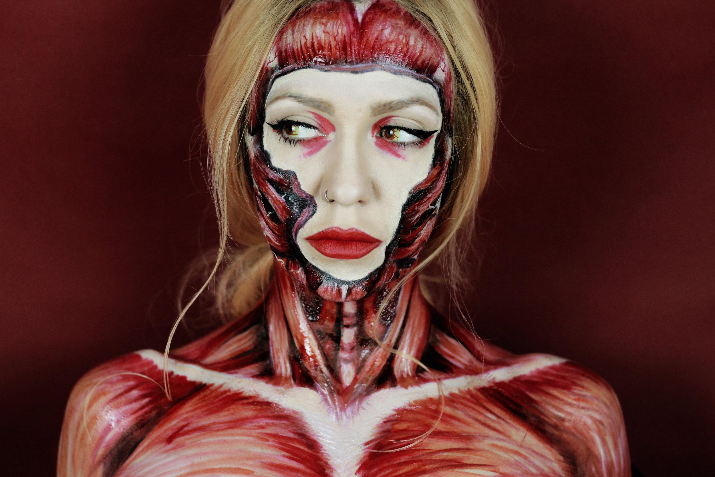 FX Makeup by MetamorphosiaFX