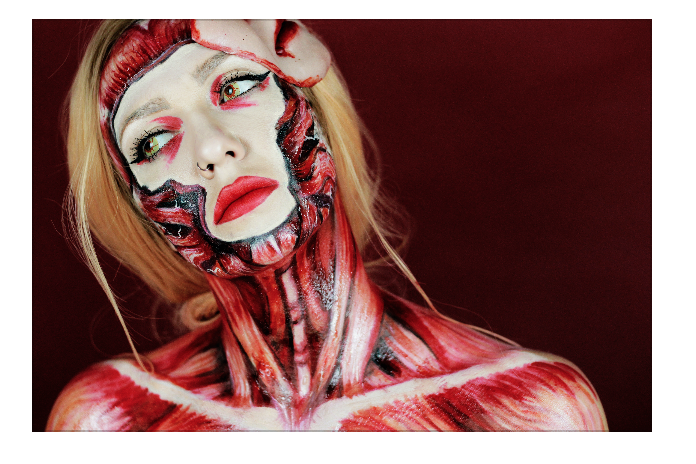 4- day illusion makeup workshop - 27-30th June at Helsinglight FX with Metamorphosia FX! Book your spot now and join the fun!