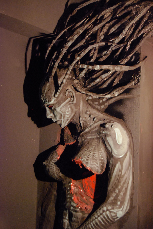 Sculpture Art by Amfiria