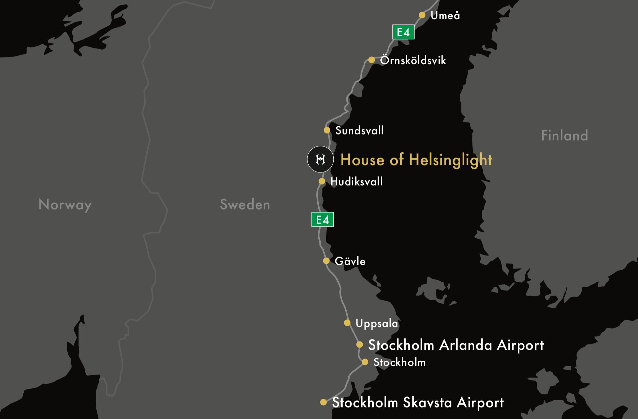 House of Helsinglight - Vattlång 114829 91 Ilsbo, NordanstigGävleborgs länSwedenView on Google Map