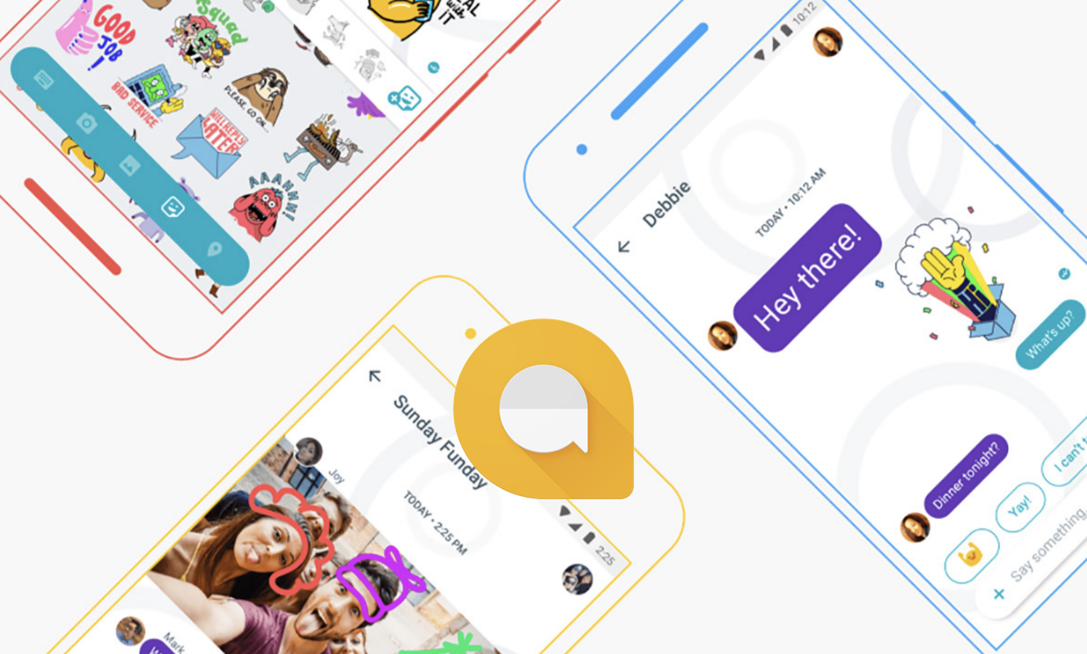 Google Allo Usability Study - HCDE Master's Project