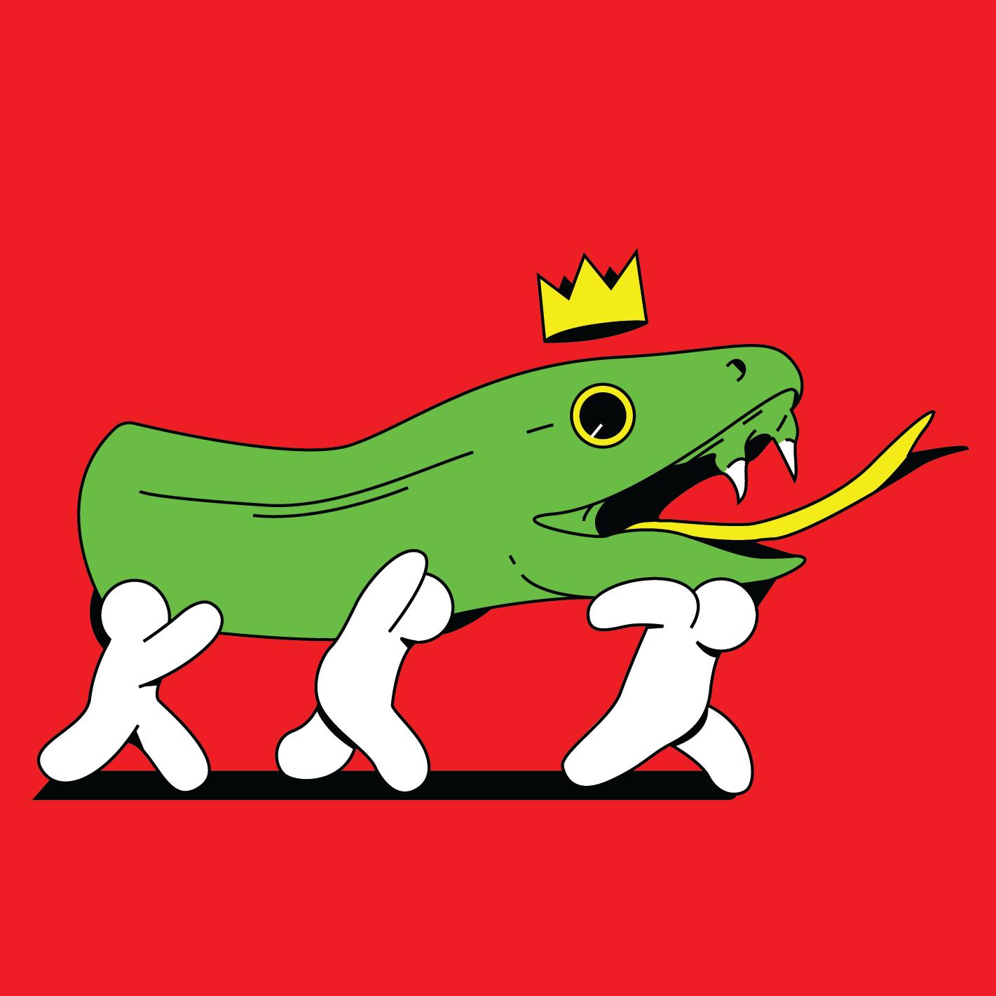Carrier 3 - The Serpent