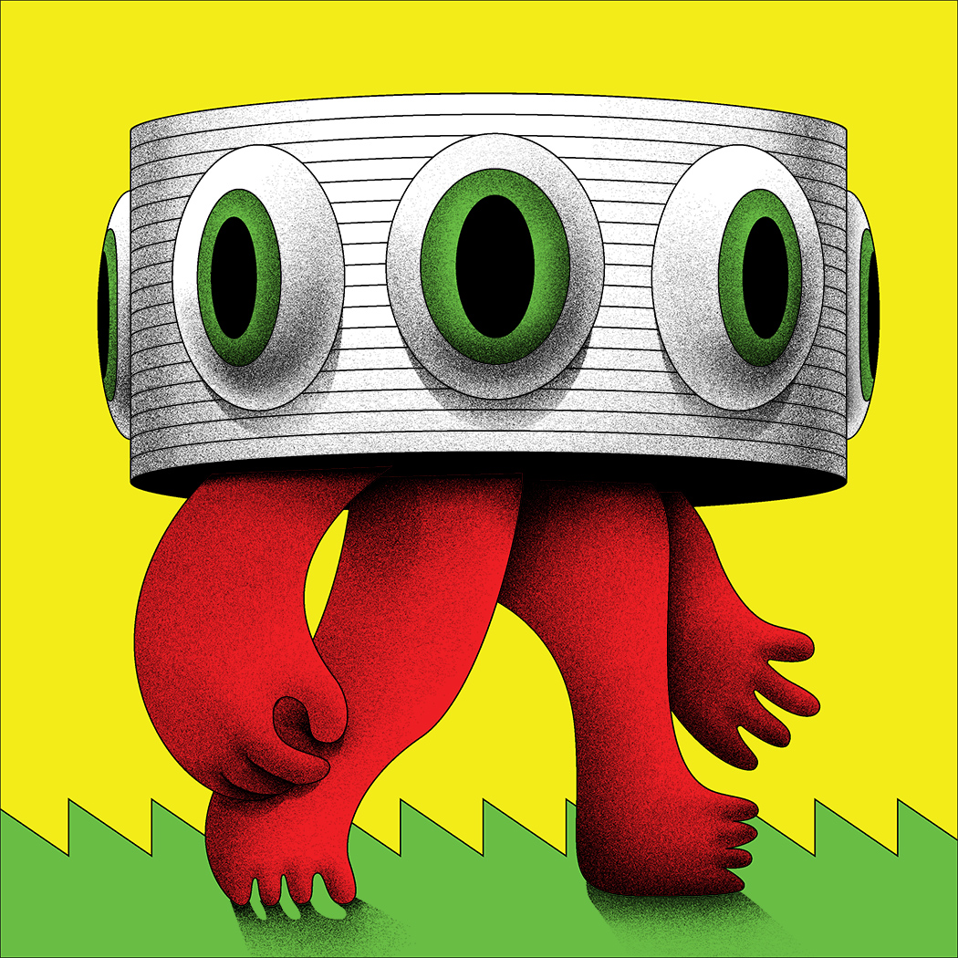 Mr. Panopticon