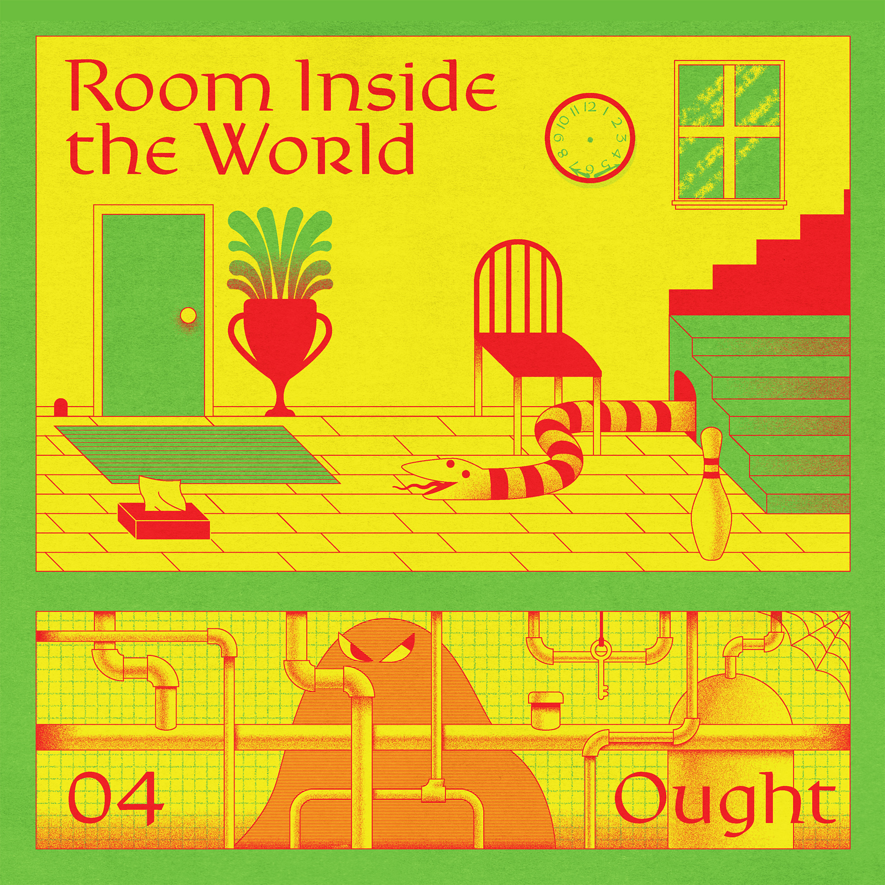 Room Inside the World by Ought