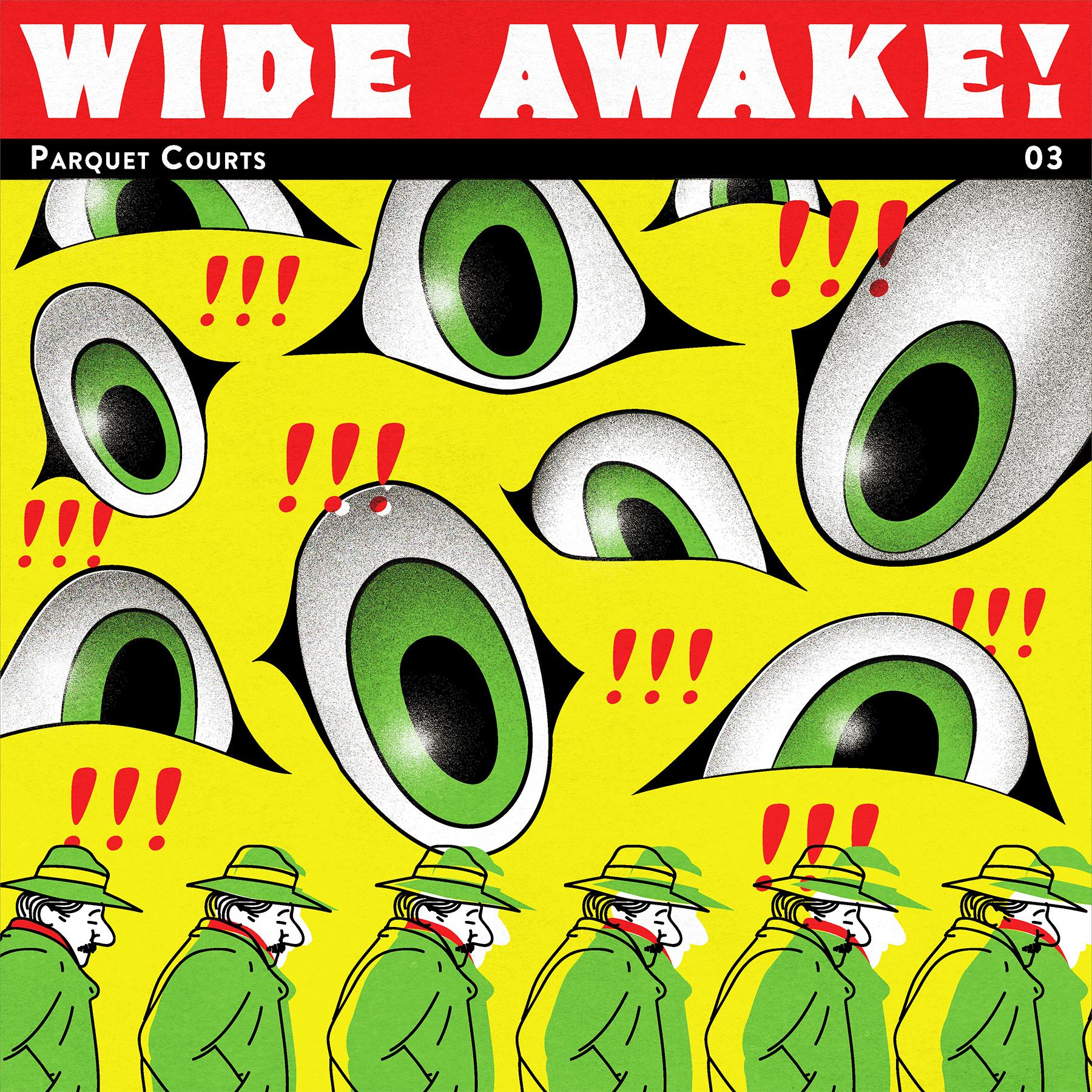 Wide Awake! by Parquet Courts
