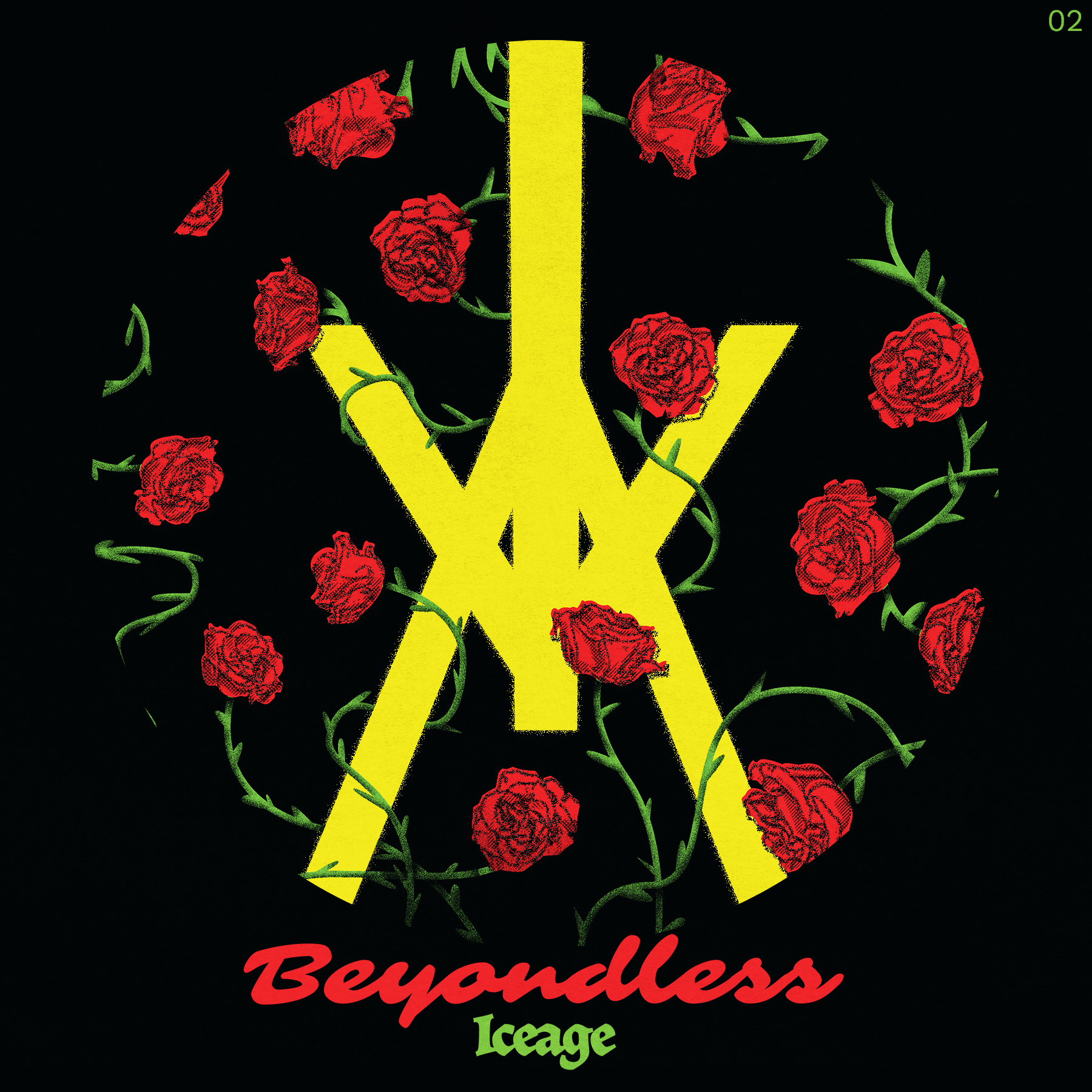 Beyondless by Iceage