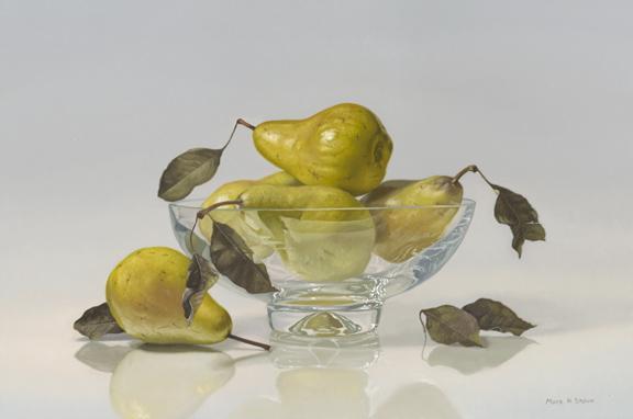 Pear, 20x32