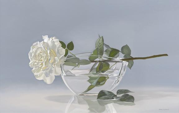 Rosebowl, 20x32