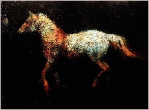 Earthen Color, 36x50