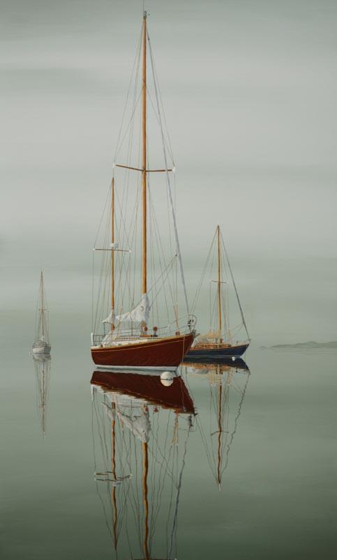 Home Port, 64x38