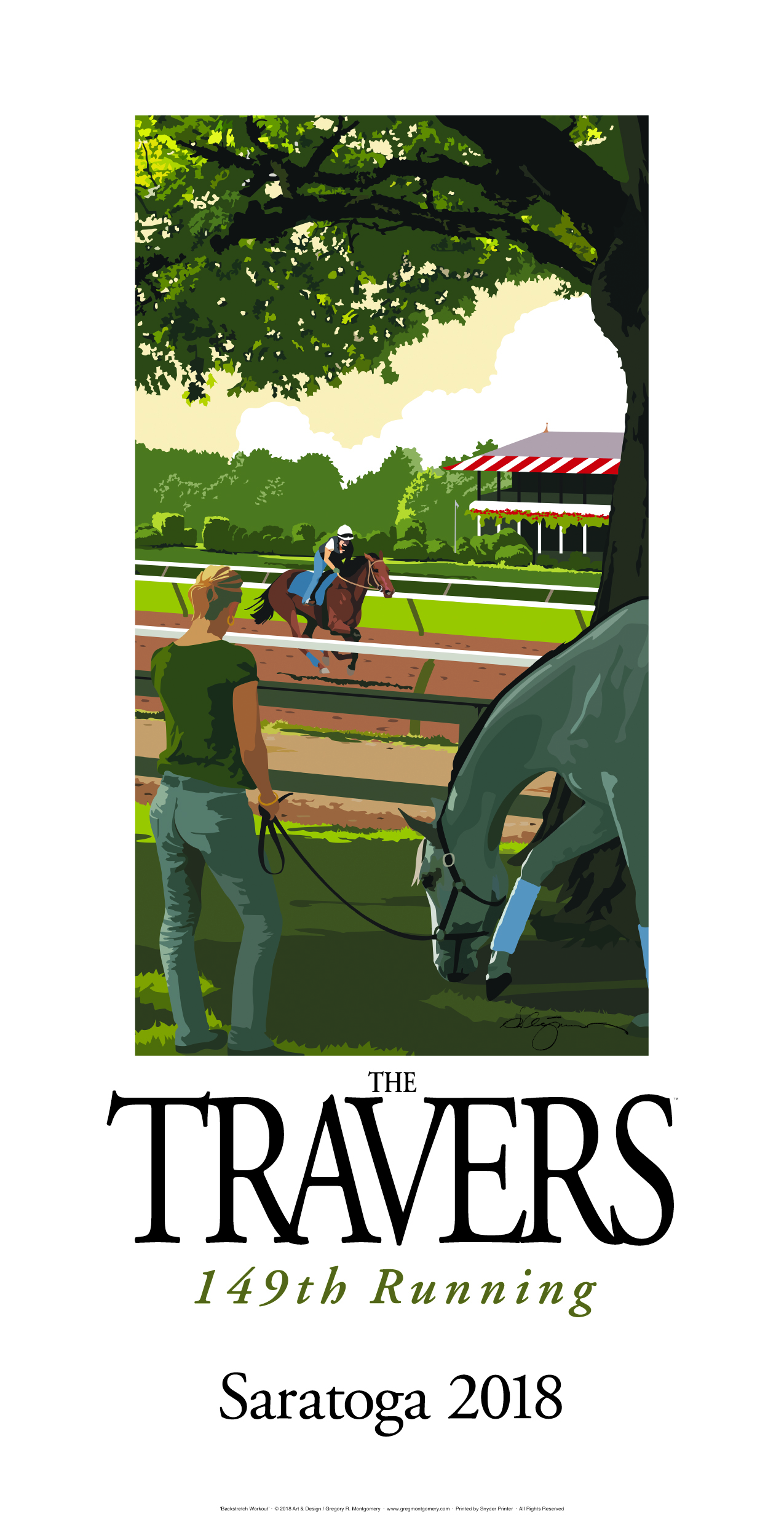2018 Travers
