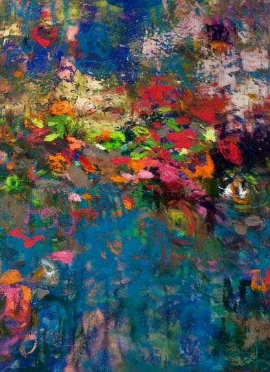 Dreaming in Spirit, 60x48