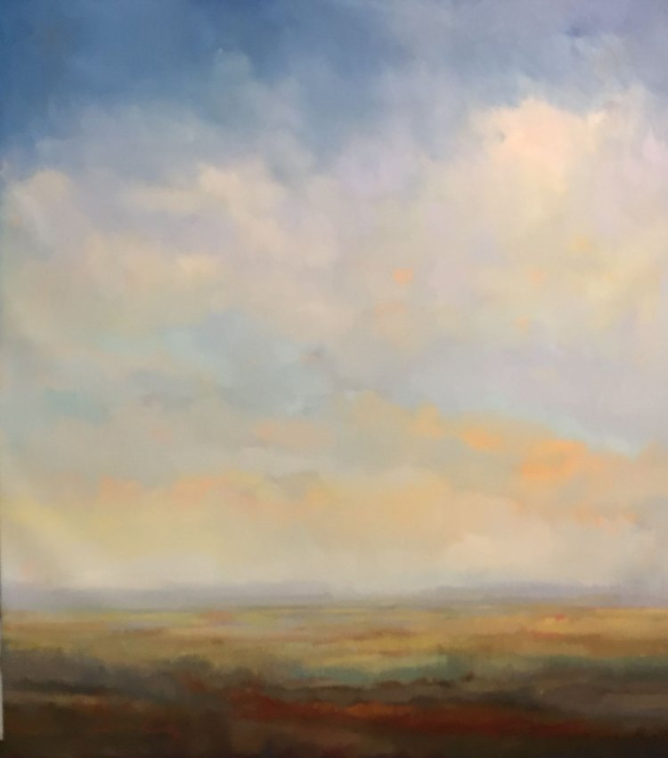 Changing Seasons, 54x44