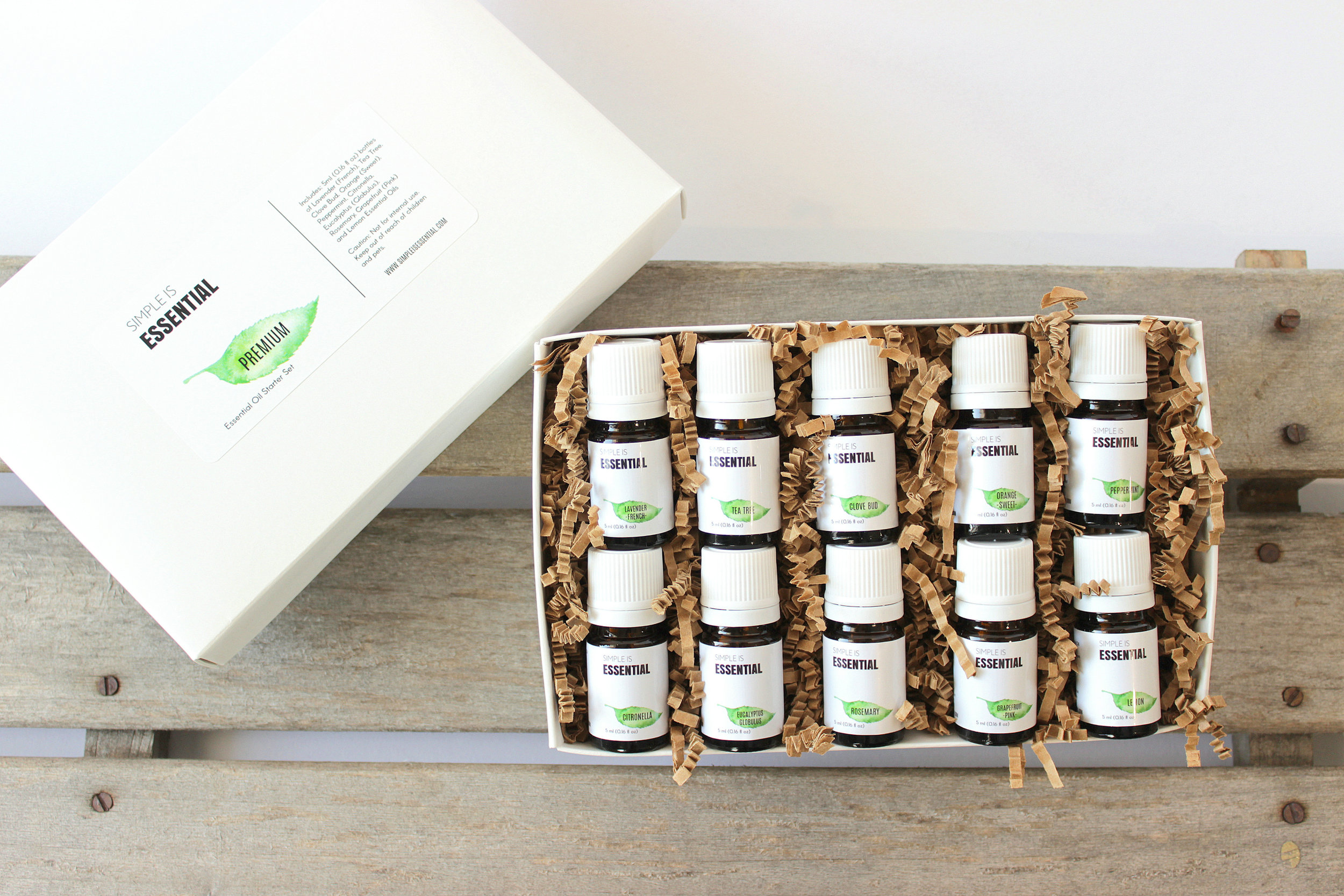 Essential Oil Sets   Sets of essential oils that I have curated to make your essential oil purchase easy and complete. Many varieties are available which are perfect gifts for yourself or someone special.
