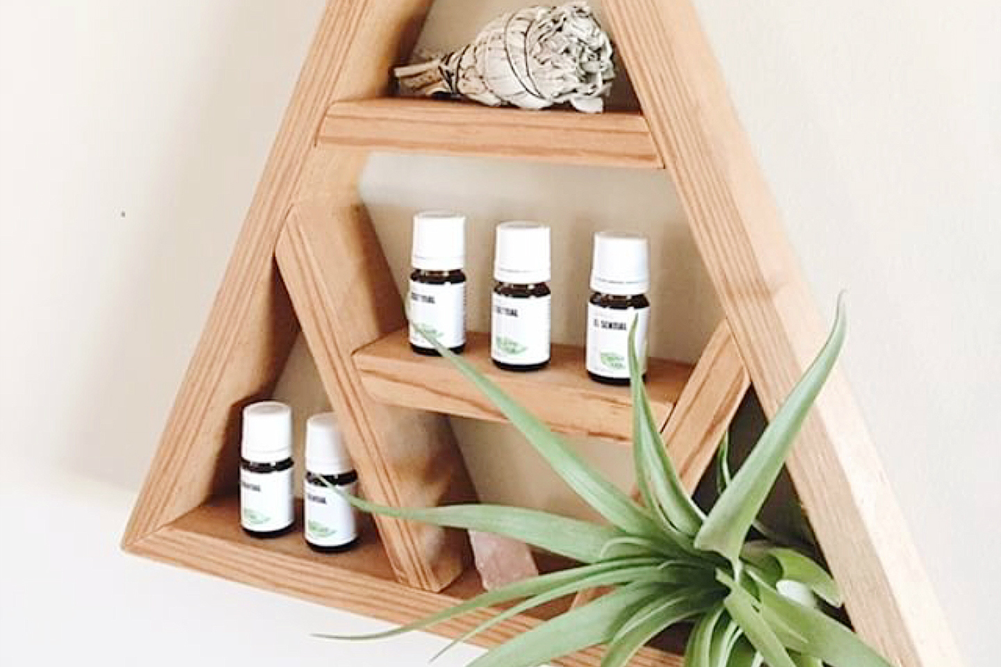 Essential Oil Shelf Sets   I've teamed up with 'Needle & Pine' to offer these beautiful essential oil shelf sets. 2 styles are available.