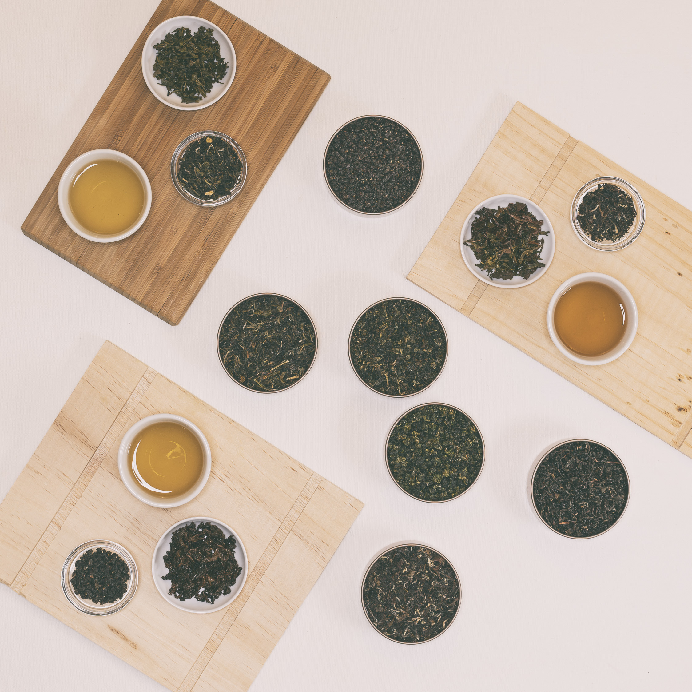 OOLONG COLLECTION