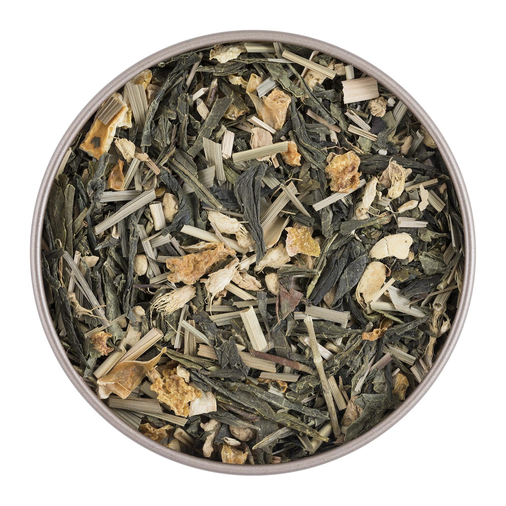 GREEN TEAS -