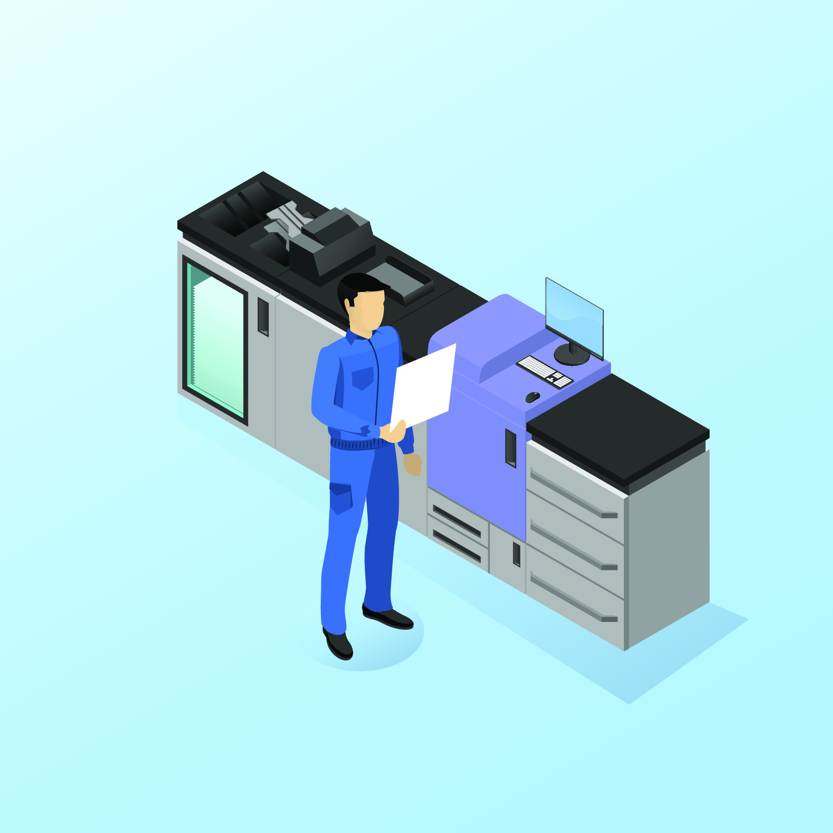 Buying Used Copiers? - We Buy All Models Of Wide Format Copiers And Export Them Internationally To Our BuyersAll Copiers Are Quality Checked By Our Professional Team And Documented Prior To Loading. Notes Include Model Number, Meter, Parts, Scanners or Controllers If Applicable, And Damages